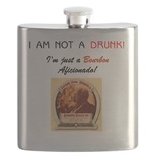 I Am Not A Drunk Flask