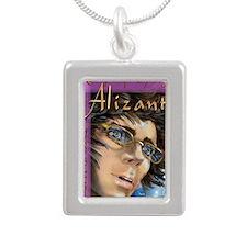 Alizantmagnet Silver Portrait Necklace