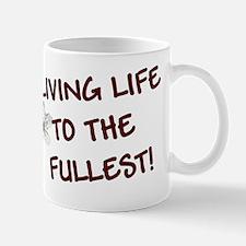 LIVING LIFE copy Mug
