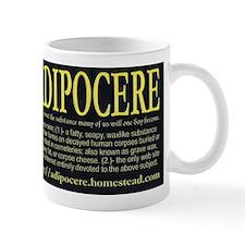 Small Adipocere Mug