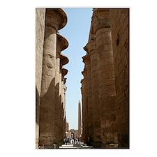 Karnak1 Postcards (Package of 8)