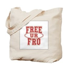 Free Ur Fro CnC Medium Tote Bag