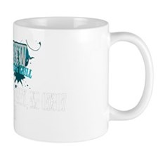 CORKSCREW SHIRT BACK TRANS Mug