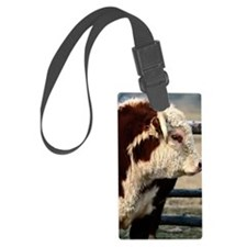 Bull JOURNAL Luggage Tag