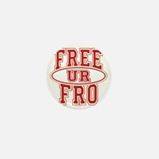 Free Ur Fro CnC Large Mini Button