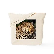 Leopard mousepad Tote Bag
