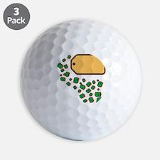 Price Tag Golf Ball