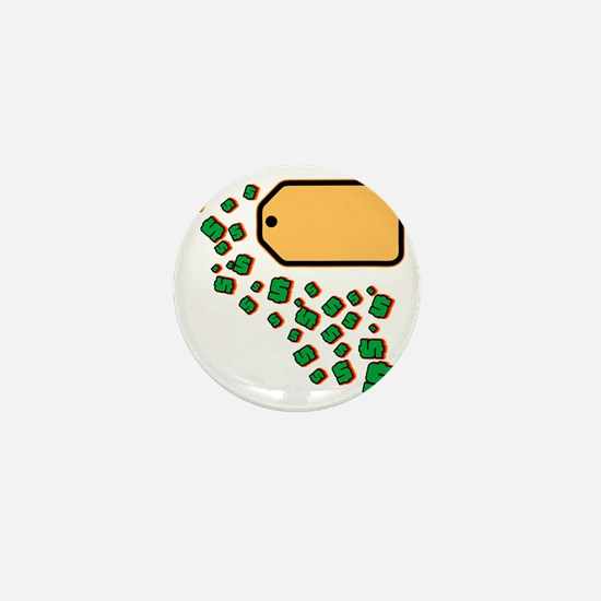 Price Tag Mini Button
