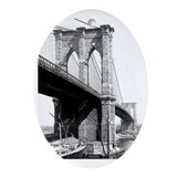 Brooklyn bridge Ornaments