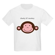 Cheeky Lil Monkey T-Shirt