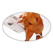 turky-poop Decal