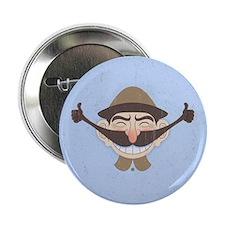 "Moustache November 2.25"" Button"