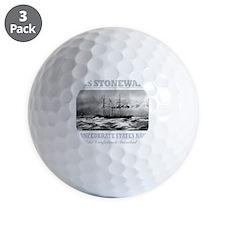 CSS Stonewall (B) Golf Ball