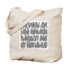 Inspirational Words 1 Tote Bag