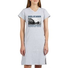 CSS Virginia vs USS Moniter 2 Women's Nightshirt
