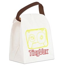 tinyvox-cafepress Canvas Lunch Bag