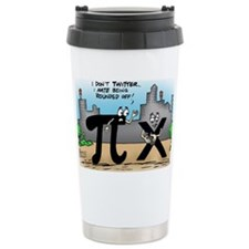 Pi_59 Twitter (17.5x11.5 Color) Travel Mug