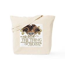 hamlet-blanket Tote Bag