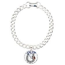 Football Colts Bracelet