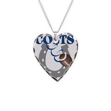 Football Colts Necklace