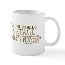 as you like it 2-sticker Mug