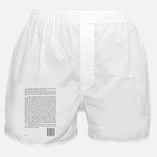 KKK Back 7 Boxer Shorts