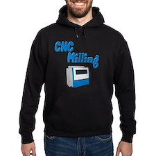 CNC Milling merchandise Hoodie