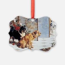 1 JAN EYCKEN-PlayfulFriends-T Ornament