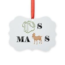 Totes Magotes Ornament
