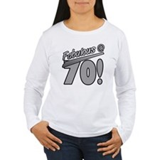 Fabulous At 70 T-Shirt