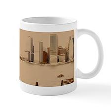 altered skyline Mug