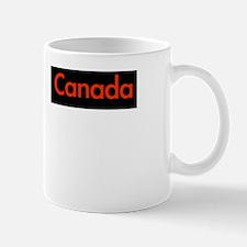 HB I Visited Canada Husband BK Mug