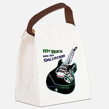 MyRockanMySalvation Canvas Lunch Bag