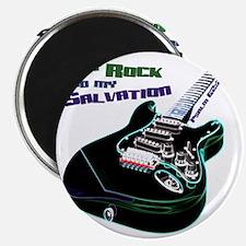 MyRockanMySalvation Magnet