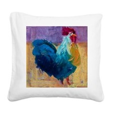 Vanessa Square Canvas Pillow