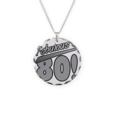 Fabulous At 80 Necklace
