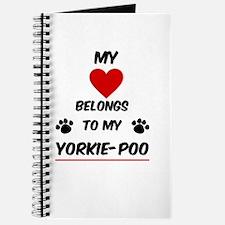 Yorkie-Poo Journal