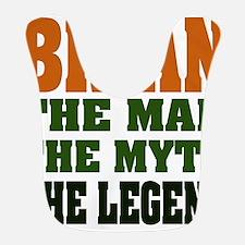 Brian The Legend Bib