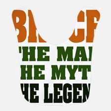 Bruce The Legend Bib