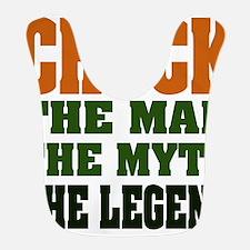 Chuck The Legend Bib