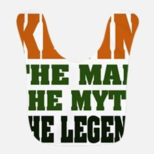 Kevin The Legend Bib