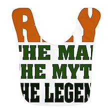 Ray The Legend Bib
