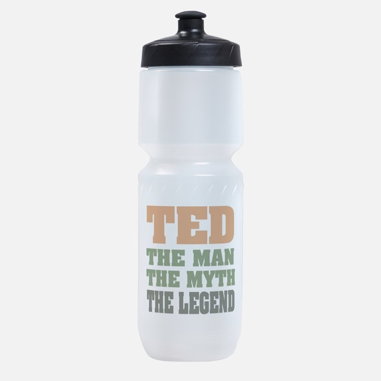 Ted The Legend Sports Bottle