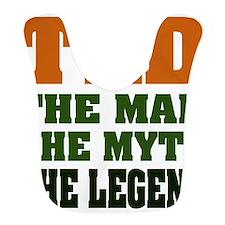 Ted The Legend Bib