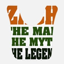 Zach The Legend Bib