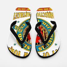 RIKERS_ISLAND_cp Flip Flops