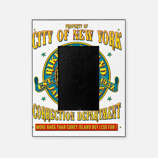 RIKERS_ISLAND_cp Picture Frame