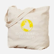 Rothbard World Tote Bag