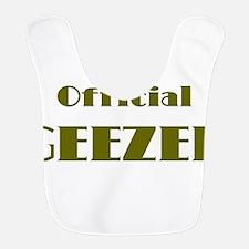 Official Geezer Bib
