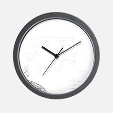 travel adventure4 Wall Clock